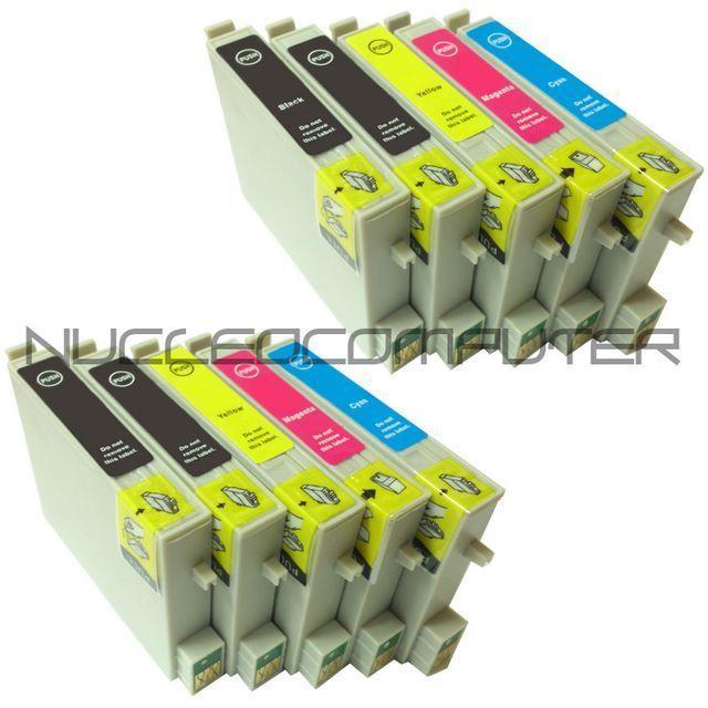 10 tinta non oem para epson stylus rx520 t0551 el prat for Oficina correos melilla